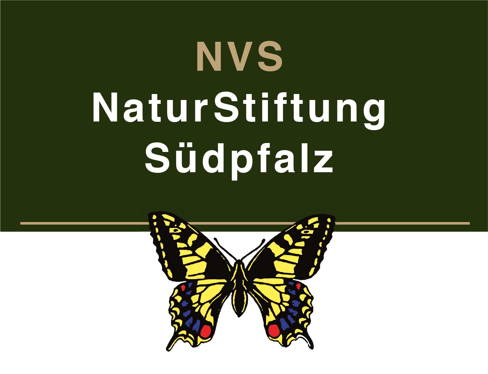 neues NVS NaturStiftung Südpfalz Logo